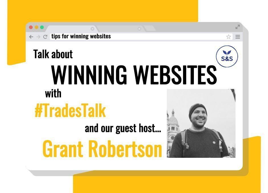 #TradesTalk chats about creating a winning website