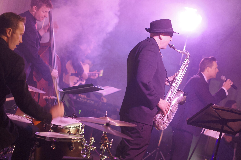 Chris Hilton's Little Big Band - Rudding Park