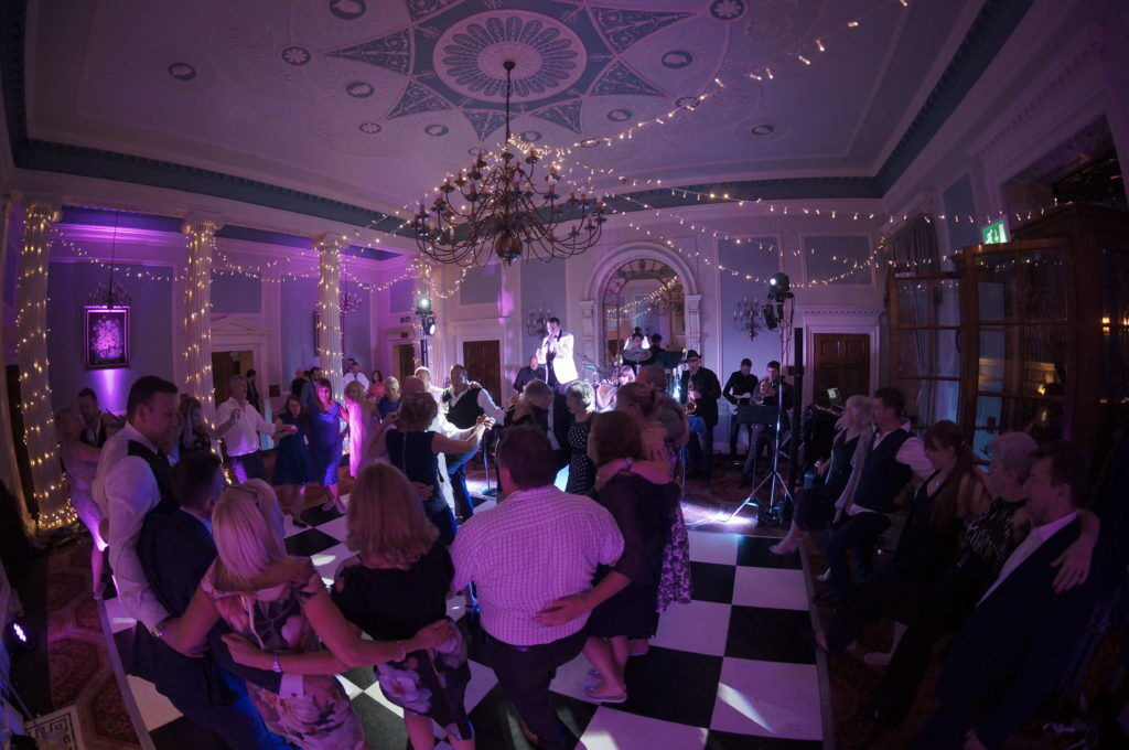 Dancefloor - Denton Hall