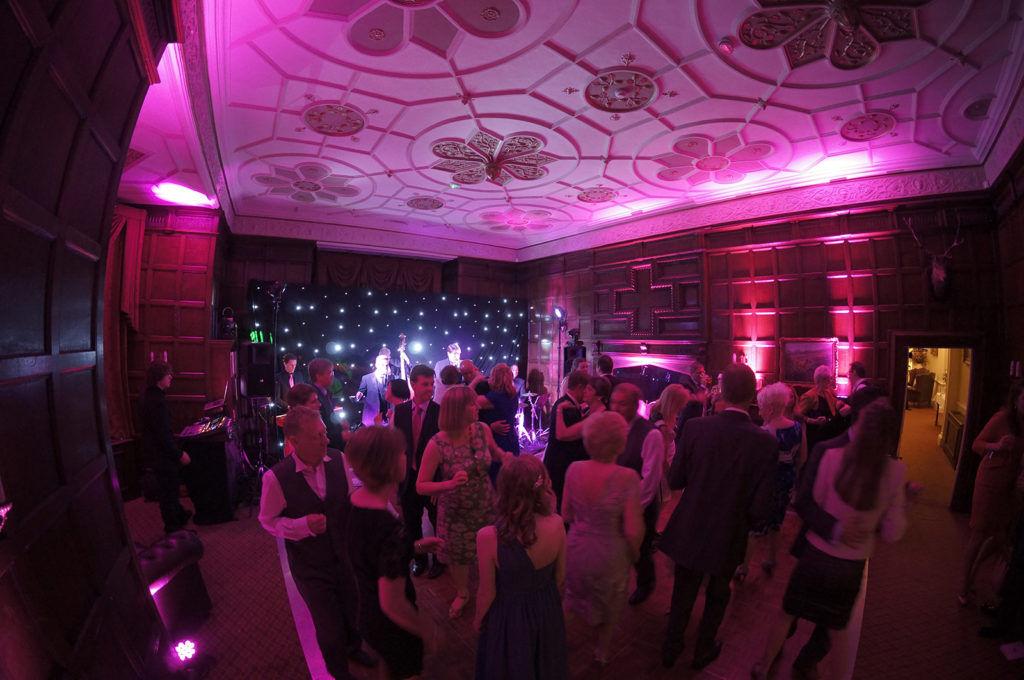 Chris Hilton's Little Big Band - Goldsborough Hall