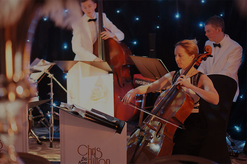 Chris Hilton's Big Band - Rudding Park Crosby Suite