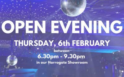 Our Next Open Evening – 6th February