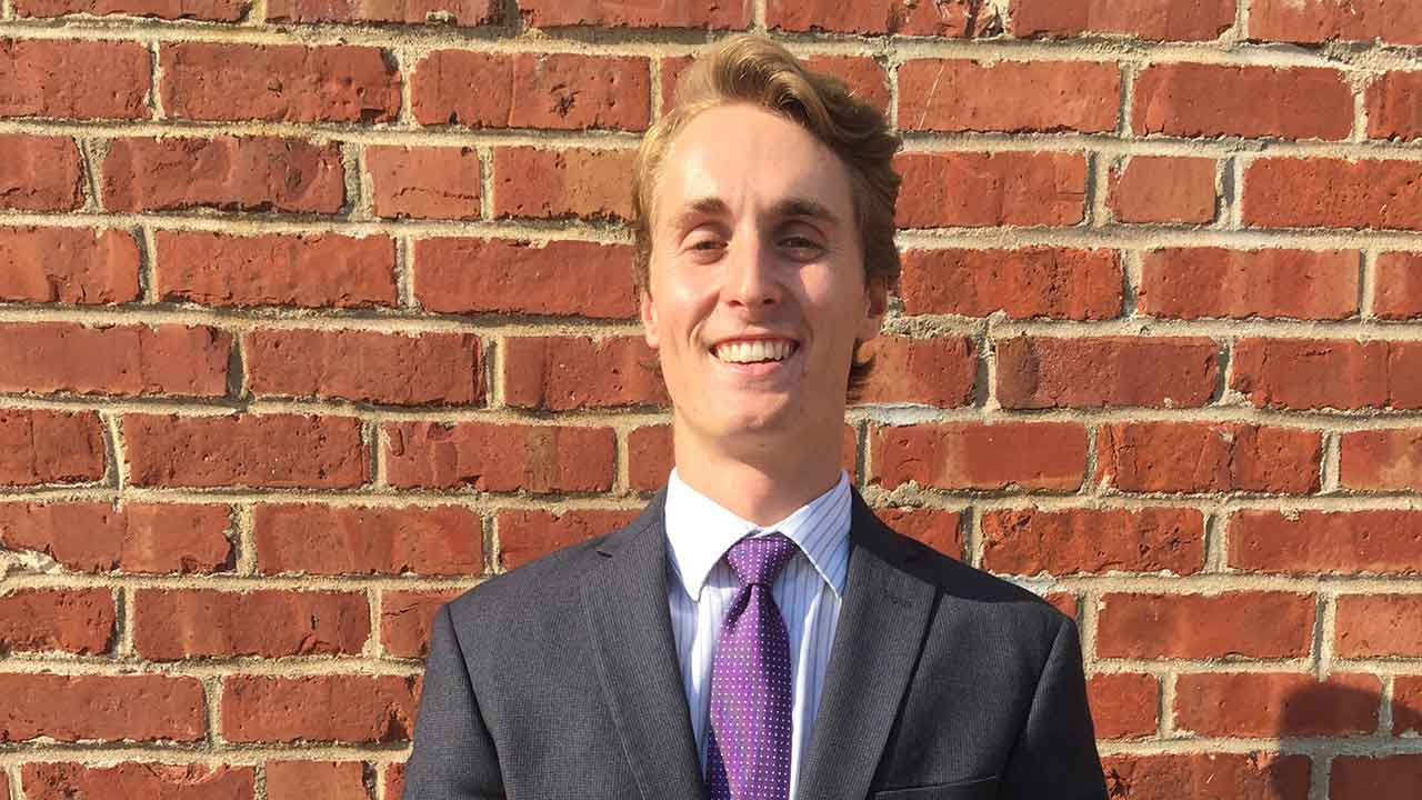 Nick Lazechko, Missouri & Denver Non-Profit Business Development Manager