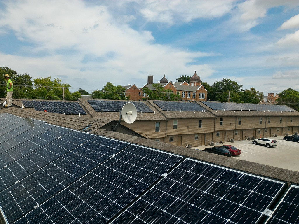 Multi-family building energy services