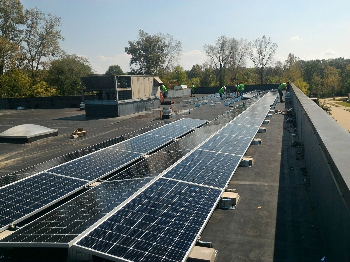 Commercial energy case study