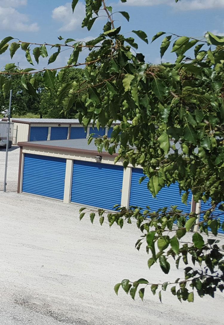 solar for storage facilities