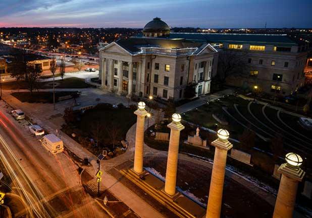 Columbia Missouri solar energy