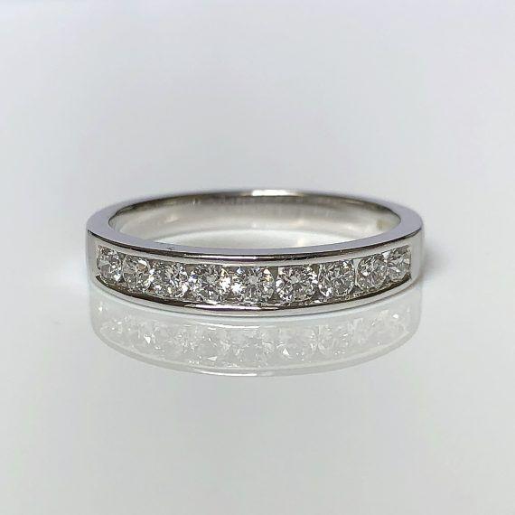 Diamond ET Ring