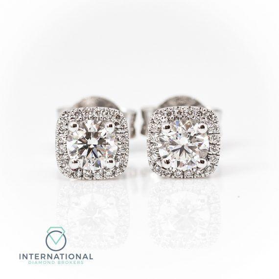 Diamond Earrings – A