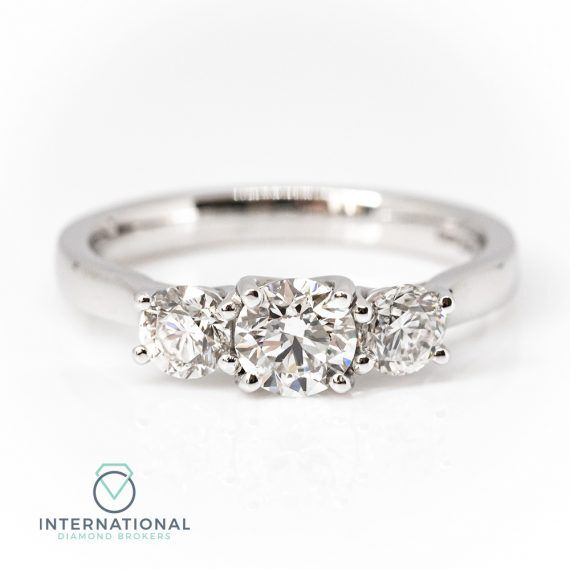 Trilogy Ring Small – A