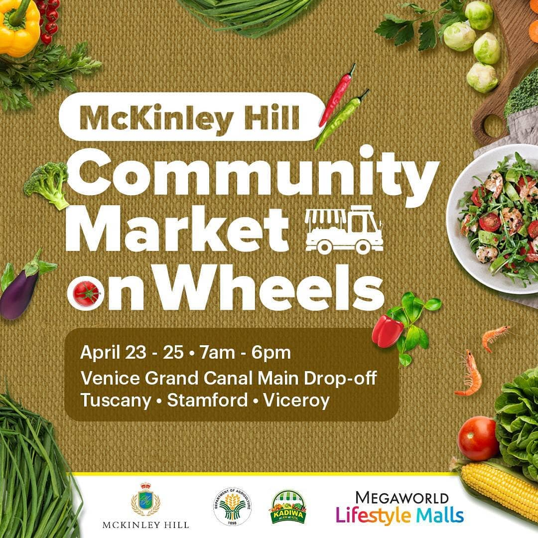 McKinley Hill launches Community Market on Wheels to bring fresh produce to residents.
