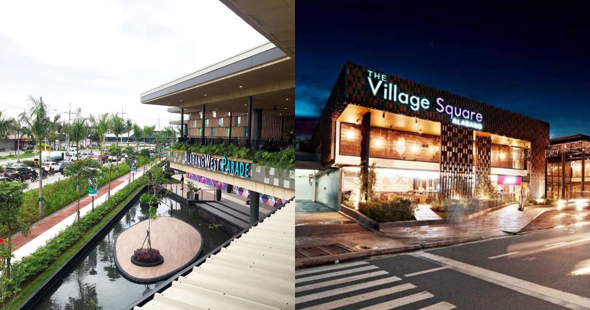 The Village Square Alabang and Alabang West Parade Essentials Guide