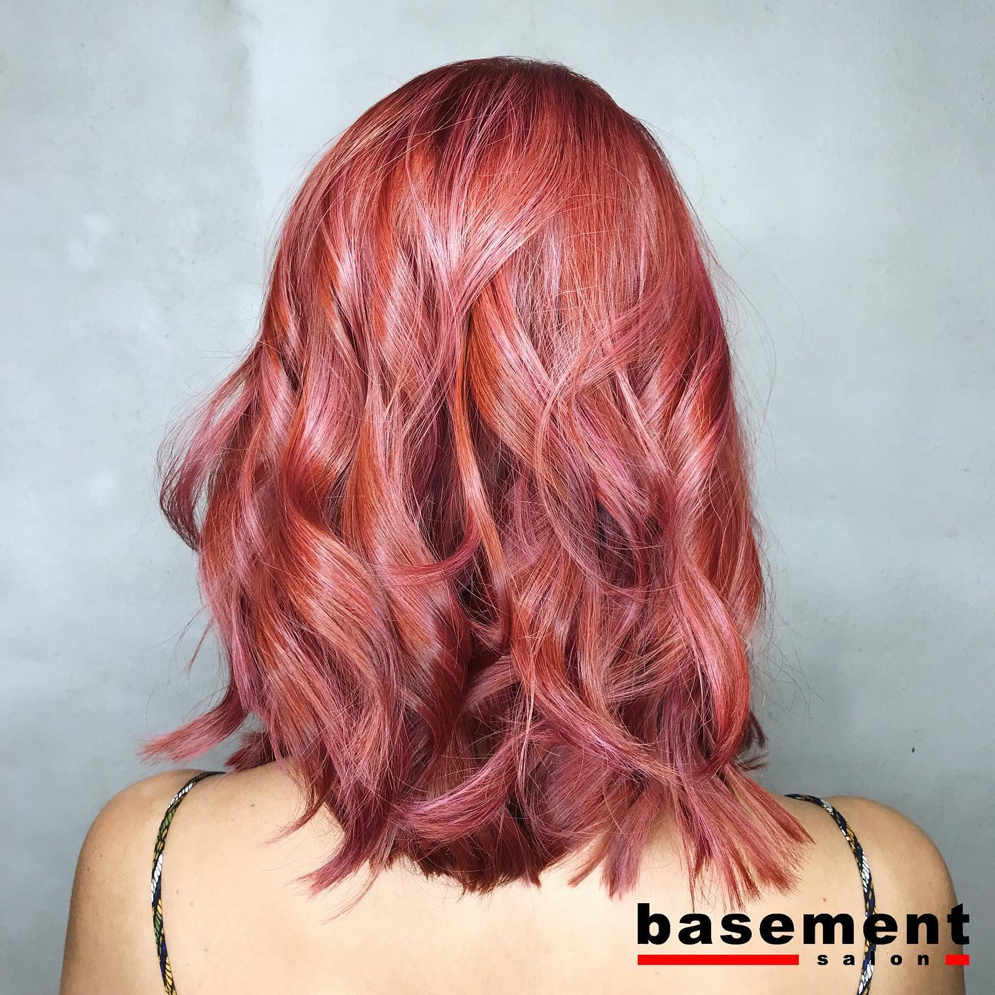 Summer Hair Trends: Fiery Color