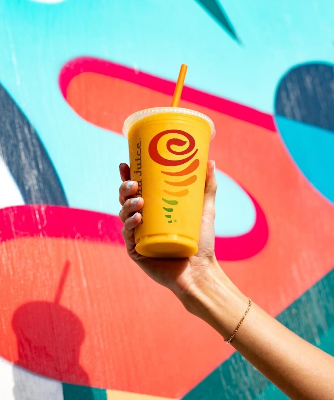 Jamba Juice is known for their variety of signature drinks that are made from wholesome ingredients.