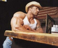 The new Texas ranger