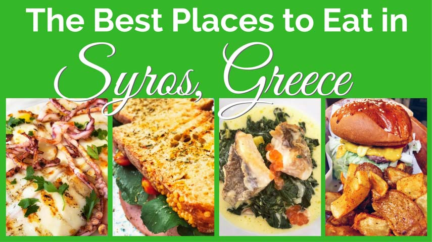 where to eat syros restaurants