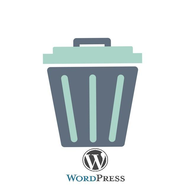 How to Remove Powered by WordPress via Footer.php by adebowalepro