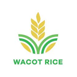 WACOT rice logo