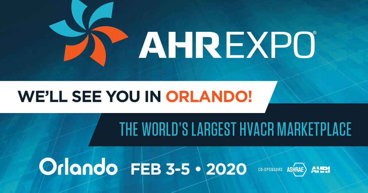 AHR Expo 2020 KGG Consulting