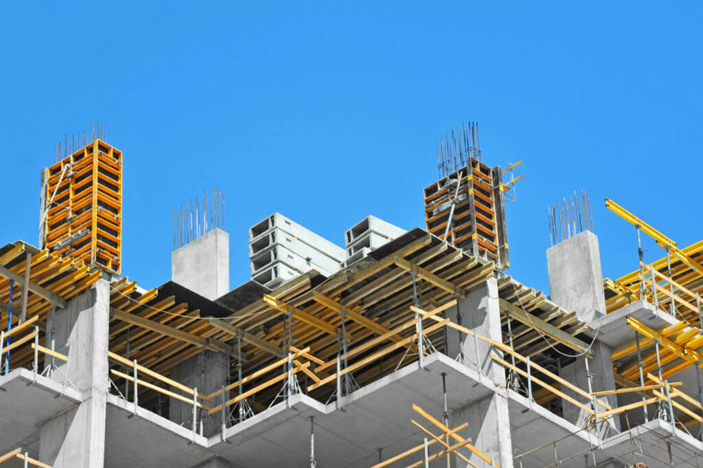 mechanical ventilation movement in residential construction