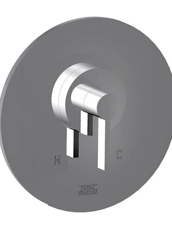 FV115:J2L.0. Pressure balance valve, less diverter – trim only 1