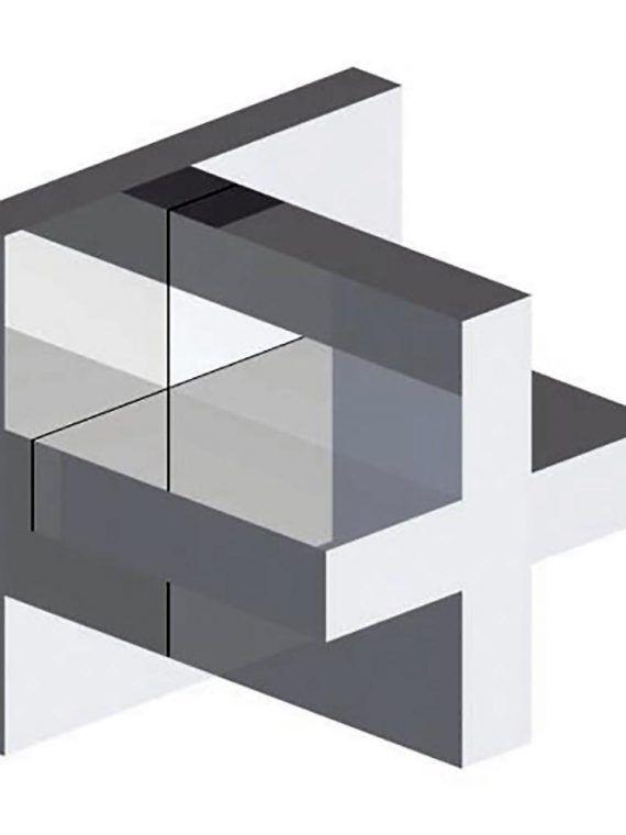 FV480:J3.0. Wall volume control. Trim only