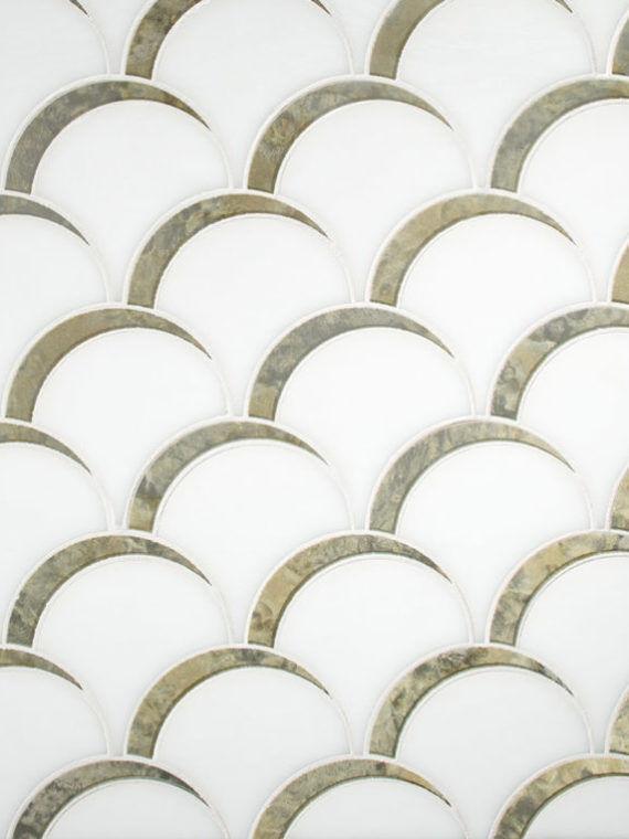 DE104-Mesmerize-Scallop-white-gold-antique-mirror-mosaic-blend-11-AA-M-768×763