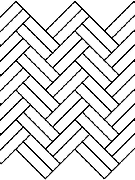 Double-Herringbone