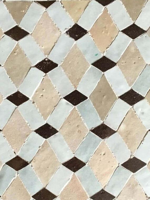 Zellige Moroccan Pattern 164