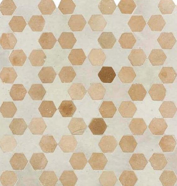 Zellige Rustic Pattern 03