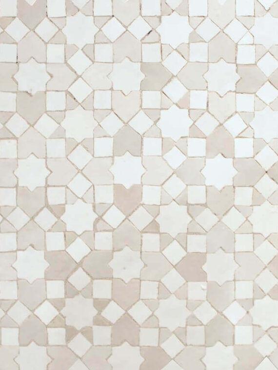 Zellige Rustic Pattern 17