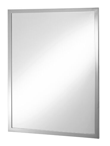 Large Fixed Mirror 2-750 Cut Out