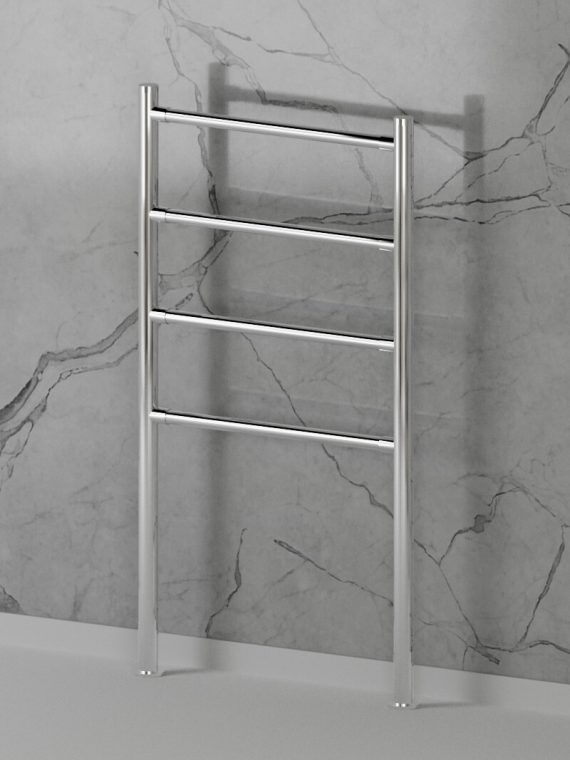 Moderna-Floor-Towel-Rail