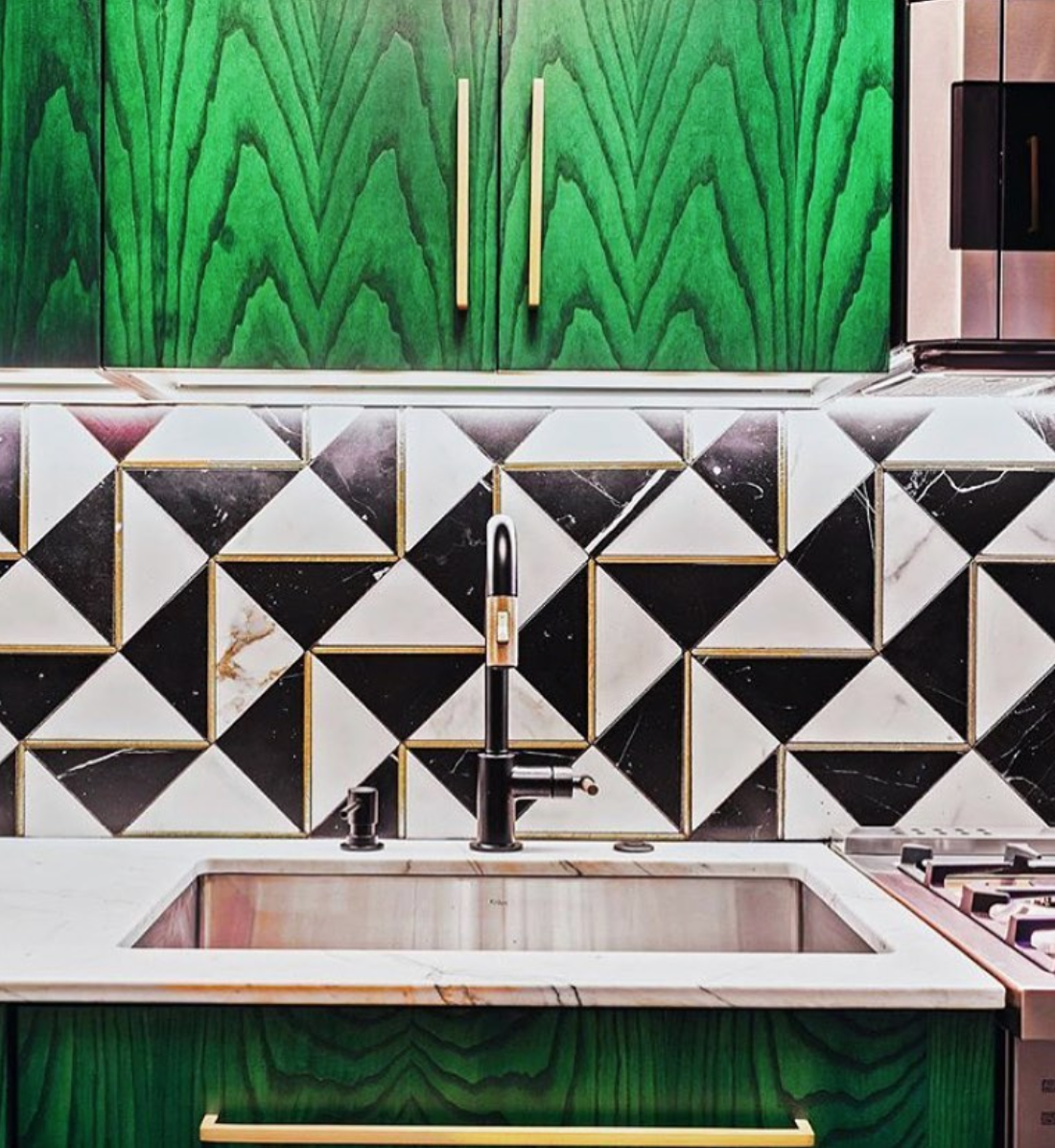Kitchen Splashback Ideas: 5 Tiles You'll Love