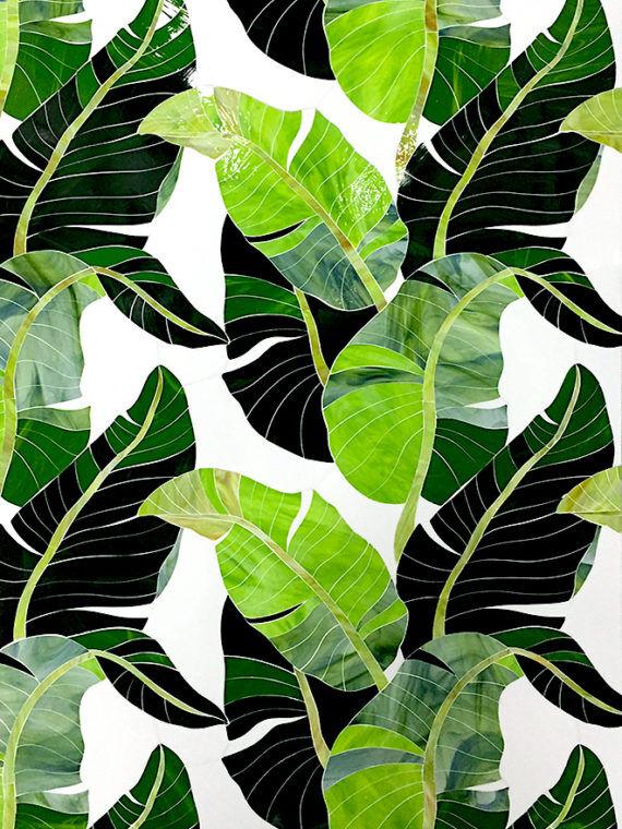1. Flowers – Banana-Leaf-Plant