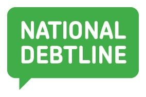 National Debtline logo