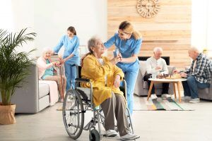 Care home costs