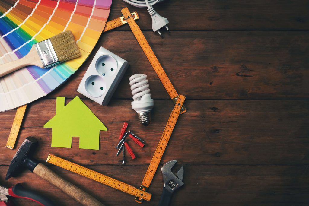 home improvements and holidays