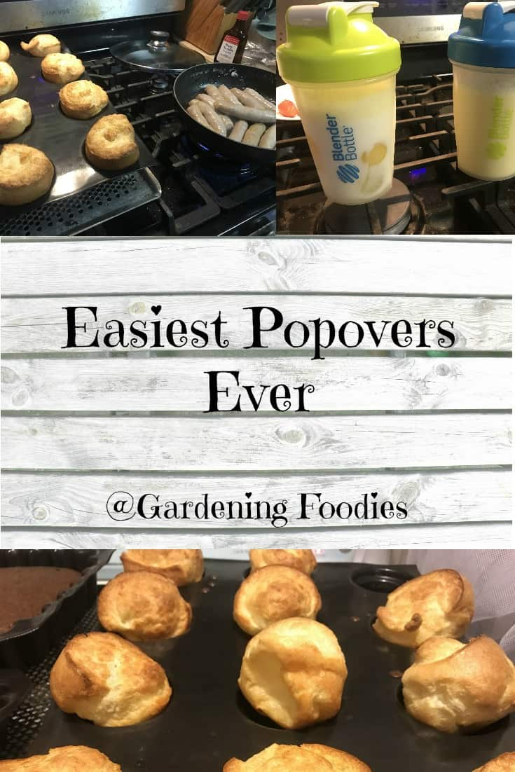 Easiest Popovers Ever