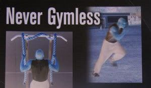 Cover Of Never Gymless