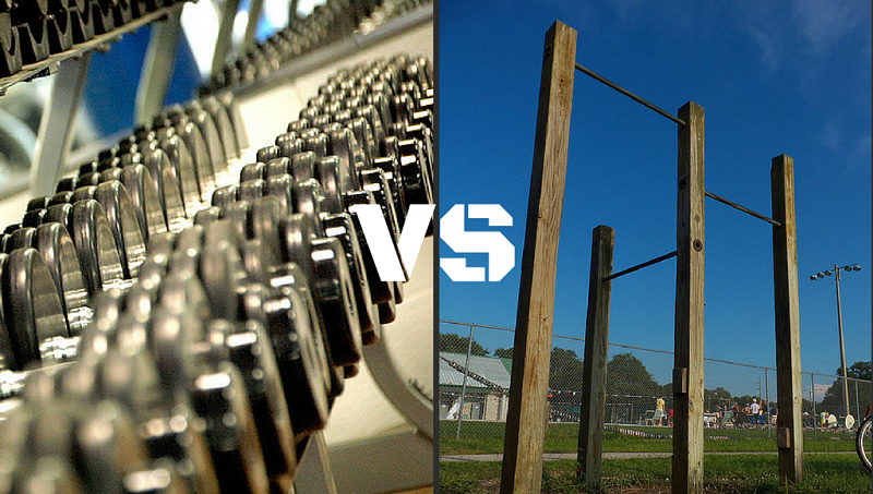 Weight Lifting Vs Calisthenics