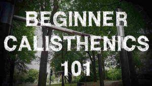 Beginner Calisthenics