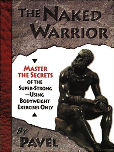 Cover of The Naked Warrior
