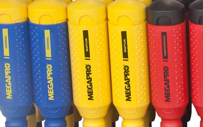 Megapro Branding
