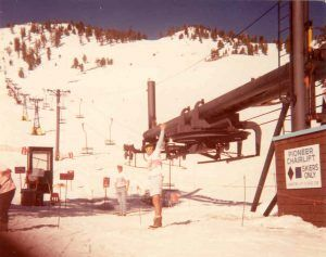 pioneer lift mt rose history