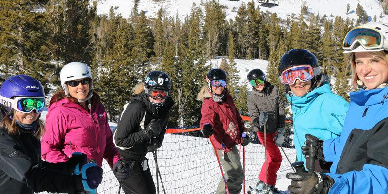 ladies clinics mt rose ski tahoe