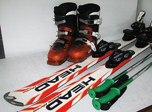 Ski Rental Gear