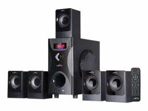 BEFREE BFS-425 Surround Sound Bluetooth Speaker System