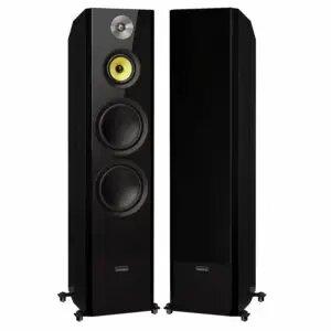 Fluance Hi-Fi Three-Way Floor-standing Tower Speakers