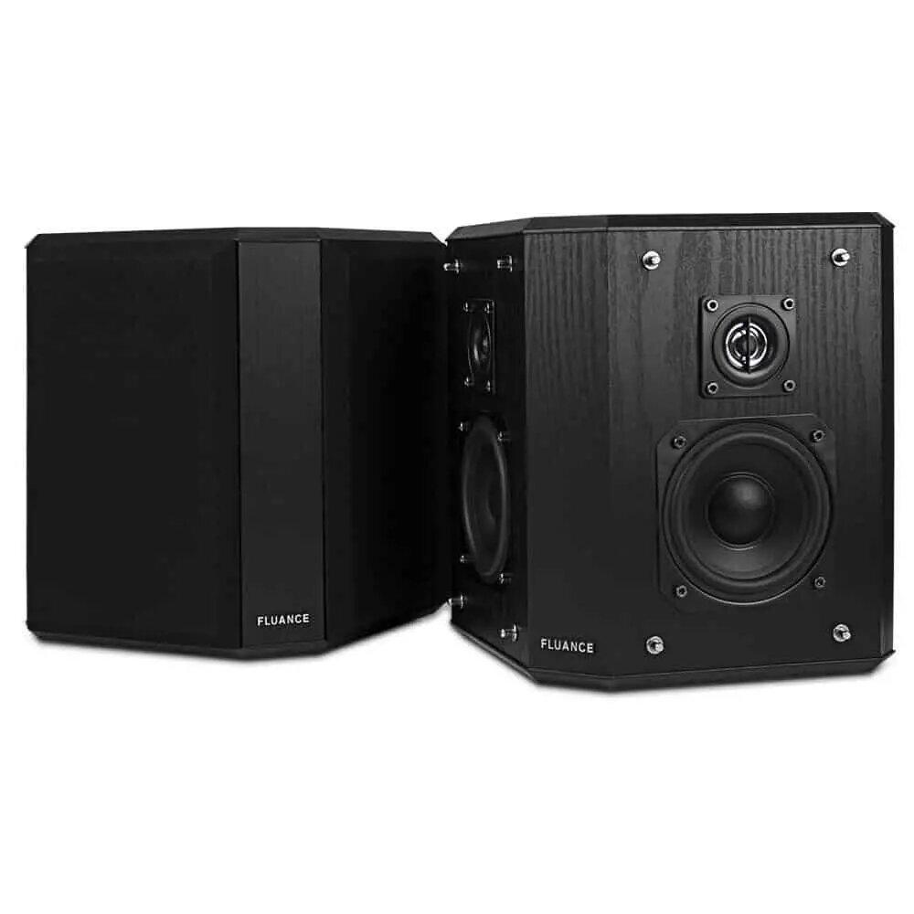 Fluance Home Theater Bipolar Surround Sound Speakers